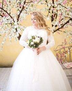 We can make #plussizeweddingdresses like this for you at http://www.dariuscordell.com/featured_item/plus-size-wedding-dresses-bridal-gowns/