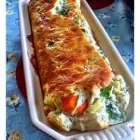 Souflé de legumes da Mimis ngredientes: - 1 cenoura grande cozida e cortada em cubinhos – 1/2 brocolis cozido e picado – 1 abobrinha (verde) pequena cortado em cubinhos – 1/2 cebola em cubos – 250ml de leite desnatado – 1 colher de sopa de farinha de trigo integral ou de aveia (eu usei farinha de beringela) – 3 claras em neve – 30g de queijo ralado (opcional) – sal, pimenta e noz moscada a gosto