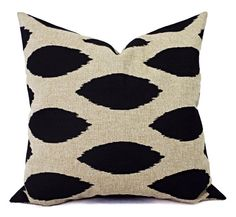 Hey, I found this really awesome Etsy listing at https://www.etsy.com/listing/121539646/decorative-throw-pillow-covers-black-and
