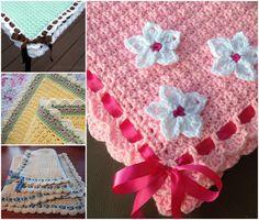 Tiramisu Crochet Baby Blanket FREE Pattern! ༺✿ƬⱤღ  https://www.pinterest.com/teretegui/✿༻
