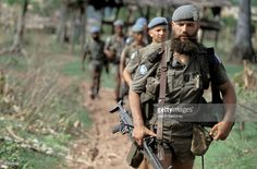 French legionnaires in Cambodia