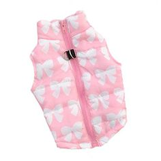 PanDaDa Puppy Pet Dogs Padded Vest Harness Warm Coats Jackets Costumes Pink *** You can find out more details at the link of the image.(This is an Amazon affiliate link and I receive a commission for the sales) #DogHarnesses