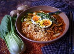 Asian Recipes, Ethnic Recipes, Pho, Tofu, Ramen, Food And Drink, Vietnam, Asia, Asian Food Recipes