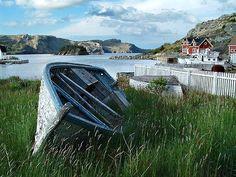 Boats on the Beach Newfoundland Canada, Newfoundland And Labrador, Lobster Shack, Discover Canada, Atlantic Canada, Float Your Boat, Canadian Art, Quebec City, New Brunswick
