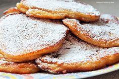 Kulinarne Inspiracje Futki: Racuszki z jabłkami na maślance