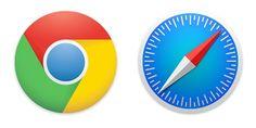 El mejor navegador para iPhone Safari vs Chrome http://iphonedigital.com/mejor-navegador-iphone-safari-vs-chrome/ #apple
