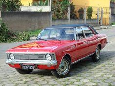 Lindo  Chevrolet Opala 69! Maravilhoso!