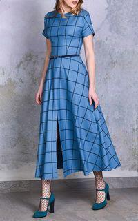 Luisa Beccaria Pre Fall 2016 Look 16 on Moda Operandi