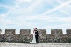 Sarah & Shane, St Donat's Castle