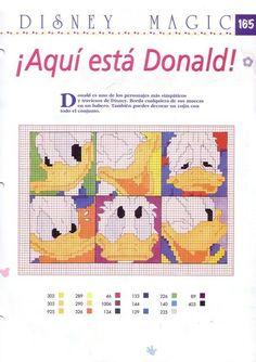 Disney Magic #165 ~ Donald Duck