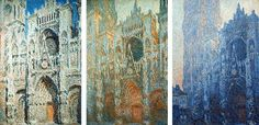 Image result for monet different times of day