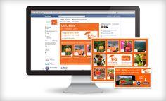 Facebook-Gewinnspiel für GATC Biotech AG: Marken und Produkte werden virtuell erlebbar.