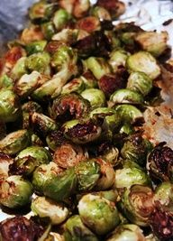 Best Ever Balsamic Brussels Sprouts