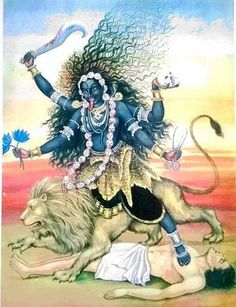 oh my goddess!! goddess bhairavi   Spirit-Punk 1.1 Shiva/Shakti ...