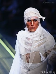 John Galliano Spring/Summer 2010 Menswear