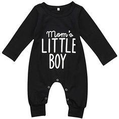 Newborn Infant Baby Boys Long Sleeve Mom's Little Boy Let... https://smile.amazon.com/dp/B078XQHNS4/ref=cm_sw_r_pi_dp_U_x_7KpXAb2CQN806