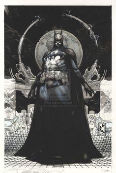 Batman by Simone Bianchi