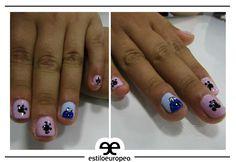 ¡Maquillajes de uñas para las más pequeñas! Hermosas decoraciones perfectas para cualquier ocasión <3 Visítanos: calle 10 # 58-07 B/ Santa Anita Citas: 3104444 #Peluquería #Estética #SPA #Bronceado #CaliCo #Cali #Colombia
