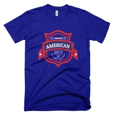 United States of America USA - National Soccer Team T-shirt