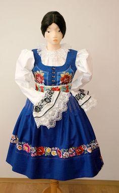 Folk costume   Sudoměřice,Czech republic