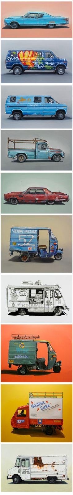Kevin Cyr :: Vehicles