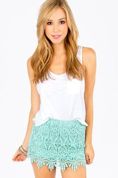 St Tropez Lace Skirt $42 http://www.tobi.com/product/46322-tobi-st-tropez-lace-skirt?color_id=62194_medium=email_source=new_campaign=2013-07-19
