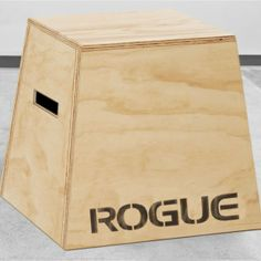 Rogue - CNC Cut Wood Plyoboxes for Crossfit.