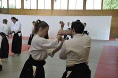 Aikido Lehrgang des österreichischen Aikidoverbands im Budokan Wels, Mai 2015 - Morotedori Kokyoho