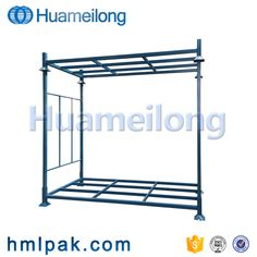 [Tire Rack]Hot Sale Collapsible Tyre Storage Rack for Warehouse with Forklift, Port: Dalian, China, Production Capacity:4000 Sets Per Month, D/P, Usage:Tool Rack, Tools, Industrial, Warehouse Rack,Material: Steel,Structure: Rack,Type: Tire Rack,Mobility: Adjustable,Height: 0-5m,, Folding Tire Rack, Car Tire Rack, Adjustable Tire Rack, Model NO.: HML-LR, Weight: 1100kg, Closed: Open, Development: Conventional, Serviceability: Common Use, Company Type: China Professional Manufacturer, Product…