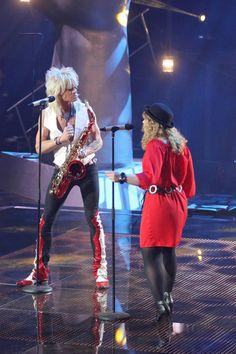 Riikka Jaakkola esitti yhdessä Michael Monroen kanssa Stevie Nicks & Tom Pettyn Stop Draggin' My Heart Aroundin.
