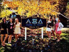 Western Michigan University   Alpha Xi Delta Chapter House