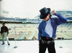 """""""I always enjoyed the feeling of being onstage—the magic that comes. When I hit the stage it's like all of a sudden a magic from somewhere just comes and the spirit just hits you and you just lose control of yourself.""""-MJ"""