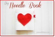 needle valentine book