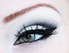 Smokey eyes, cat eyes, natural eyes, and everything else that I think looks dramatic, beautiful and will look good on me.
