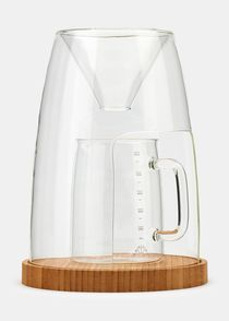 Coffeemaker Nº1 Glass Pour Over
