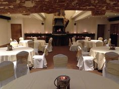 Our beautiful Chestnut Room!