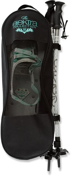 Atlas 923 Elektra Snowshoes Starter Kit - Women's  Wouldn't this be a great way to keep up with my walking program this winter?!  #REIWinterWishList