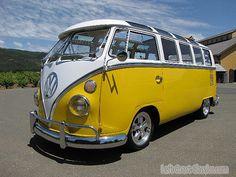 vw 21 window bus