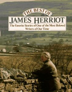 James Herriott... All Creatures Great and Small, and all his books.  If you love animals, they're a wonderful journey.