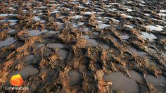 ArtStation - Sloshy Mud Substance, GameTextures .com