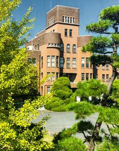 #大学 #近代建築 #旧建築 #建築 #Modern architecture # traditional #architecture #university