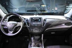 chevy malibu 2016 interior - Google Search