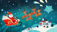 Santa Claus by Hsinping Pan