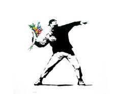Graffiti Banksy Street Art Arte anarquista New Hdi Moc Wallpaper Banksy Graffiti, Street Art Banksy, Banksy Wall Art, Bansky, Banksy Stencil, Tattoo Studio, Banksy Canvas Prints, Urbane Kunst, Graffiti Wallpaper