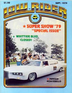 Low Rider, September 1979