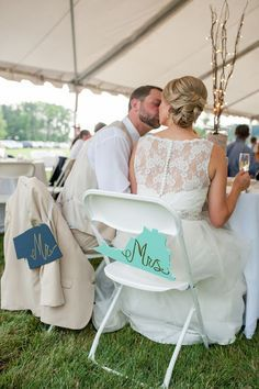 Real SWAK brides! Dress by Sealed With A Kiss www.sealedwithakissbridal.com Photos by Crystal Reyns Photography