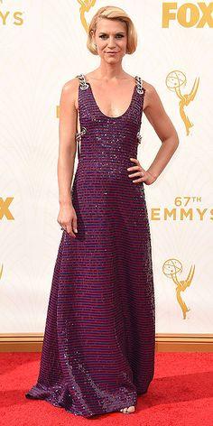 Claire Danes. Emmy Awards 2015: Arrivals : People.com