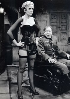 Kim Hartman Allo Allo x Photograph no 2 British Tv Comedies, British Comedy, Nylons, Celebrities In Stockings, Star Of The Day, Old Movie Stars, Stockings And Suspenders, Comedy Tv, Old Tv Shows