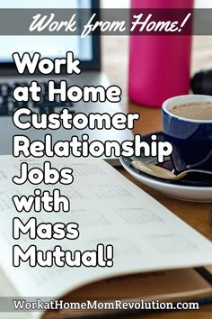 Mass Mutual is hiring work at home customer relationship specialists. These positions are 100% remote anywhere in the United States. #workathome #workfromhome #jobs #moms #workathome #makemoneyfromhome #makemoney #WAHM #workathomemom