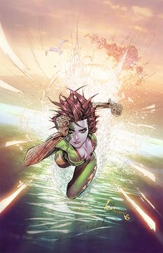 Velocity by Kenneth Rocafort